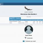 Accès client au logiciel pour courtier